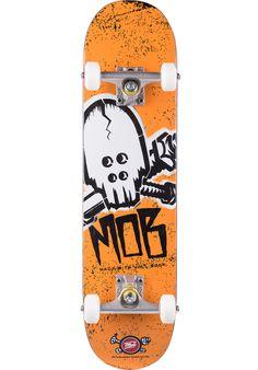 MOB-Skateboards Skull-Stencil-Mini - titus-shop.com  #SkateboardComplete #Skateboard #titus #titusskateshop