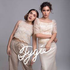 Tygie Is a Modern Filipiniana Brand Available at SM Kultura Grad Dresses, Casual Dresses, Fashion Dresses, Formal Dresses, Modern Filipiniana Gown, Filipino Fashion, Philippines Fashion, Ball Skirt, Traditional Dresses