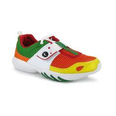 Glagla Classic Unisex Trainers Ventilated Shoes - Orange : £44.99