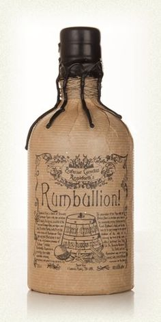 Rumbullion! Please?