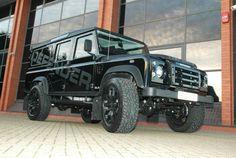 Land Rover : Defender 110 NAS SPEC V8 AUTOMATIC>>>>>>>ARE you KIDDING? Super duper!