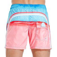7343b4d9c1 Boardshort pour homme | Sundek. SUNDEK ELASTIC WAIST MID-LENGTH SWIM SHORTS