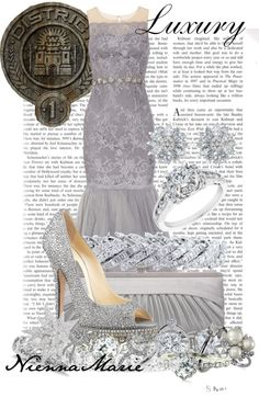 """""""District 1"""" by niennamarie ❤ liked on Polyvore"""