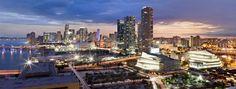 Downtown Miami Hotels   Miami Marriott Biscayne Bay