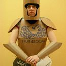 Cardboard Armor | Kingdom Rock VBS 2013