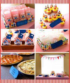 "carnival party images | Circus Party "") Pasen y vean estas ideas"