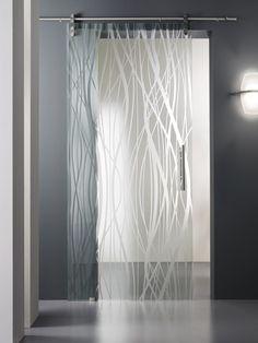 Vidrio flotado satinado TUTTOVETRO MADRAS® by Vitrealspecchi
