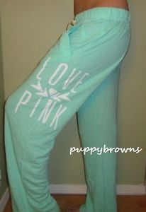 Pink Victoria Secret Boyfriend Sweatpants... #want