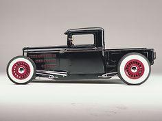 Highboy Ford Pickup