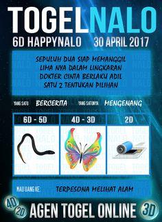Pakong 2D Togel Wap Online Kupon HappyNalo Jakarta 30 April 2017