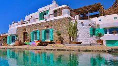 Modern Vacation Rentals Greece..1.. | boutique-homes.com