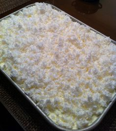 Very Moist Coconut Sheet Cake ~ Boy Meets Bowl