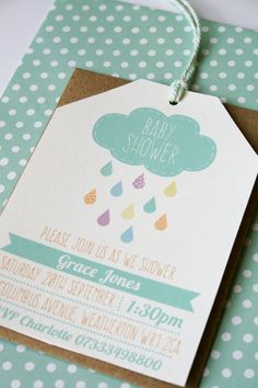 Hey, I found this really awesome Etsy listing at https://www.etsy.com/listing/202180420/tag-style-baby-shower-invitation-set