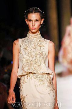 Elie Sab Couture Fall 2012 Paris