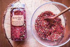 Jak si vyrobit (nejen) vánoční koupelovou sůl