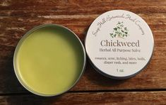 A topical application of this herb that can improve the appearance and health of your skin. Packed with minerals and antioxidants, chickweed can prevent oxidative stress and soothe inflammation. Acne Rosacea, Eczema Psoriasis, Diaper Rash, Oxidative Stress, Drying Herbs, Sweet Almond Oil, Skin Problems, Kraut, The Balm