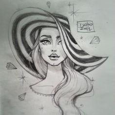 Darko Dordevic — #lanadelrey #sketch #doodle #darkodordevic #music...