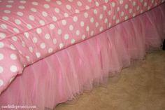 @Jaime Lafferty -- look no more -- how to make a tutu bedskirt