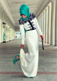 #BusanaMuslim Plus #Jilbab MISS SELENA