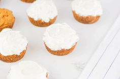 Carrot cake, despite the name, is not usually a healthy option for dessert. But my carrot cake cupcake recipe includes beneficial ingredients and is yummy.
