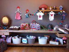 kids storage- Long shelves/bins
