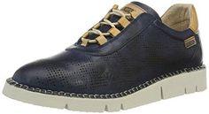 Oferta: 89€. Comprar Ofertas de Pikolinos Vera W4l_v17, Zapatos de Cordones Derby para Mujer, Azul (Blue), 39 EU barato. ¡Mira las ofertas!