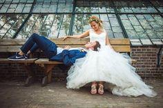 Bruiloft D + G – Trouwfoto's Geldrop - Wedding Photoshoot, Wedding Shoot, Wedding Dresses, Wedding Fotografie, Foto Shoot, My Perfect Wedding, Wedding Photo Inspiration, Christmas Wedding, Flower Girl Dresses