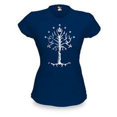 ThinkGeek :: Tree Of Gondor Babydoll