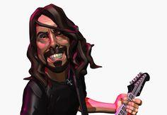 FF by CreationCrib on DeviantArt Foo Fighters, Different Styles, Deadpool, Sculpting, David, Deviantart, Digital, Sculpture, Sculptures
