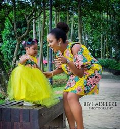 Ankara Styles For Kids, African Dresses For Kids, African Babies, African Children, Latest African Fashion Dresses, African Print Fashion, Tribal Fashion, African Women, Cute Kids Fashion