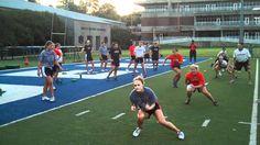 Auburn Softball 9 15 2010 Workout Part 1.wmv