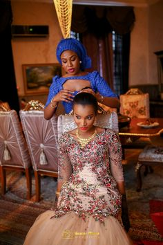 Muneerah & Umar | Kano - Hausa Muslim Nigerian Wedding - George Okoro Photography | BellaNaija |.George Okoro-10