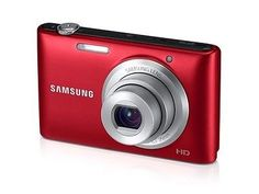 Samsung ST71T Digital Camera 14.2MP (Red). Samsung digital camera 14.2MP Red. F2.5 Bright Lens. HD Movie recording. 1280 x 720p Resoloution @ 30fps, MJPEG Movie File. 1280 x 720p (codec MJPEG, 30 images/sec).