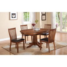 Found it at Wayfair - Blanco Point Extendable Dining Table