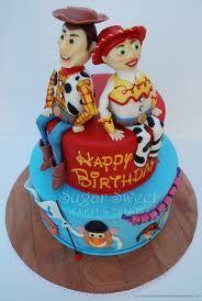Toy Story Cake Decor