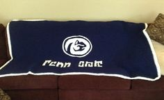 I made this for my son for Christmas.  He started at Penn State this past fall.
