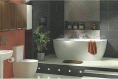 Your bathroom in lights - A guide to lighting your bathroom | Inspiration | DIY at B&Q
