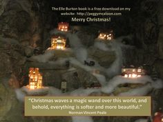 This is the season of giving...To the #Joy and #happiness Elle teaches to have kind hearts. http://peggymcaloon.com