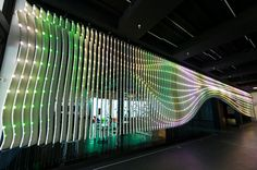 Dynamic Performance of Nature by E/B Office , via Behance