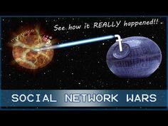 Social Network Wars