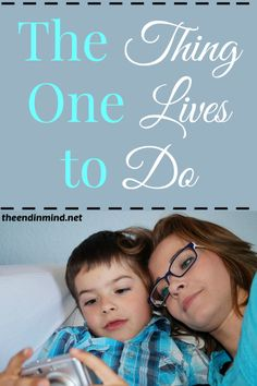 The Thing One Lives To Do - By Debra Anderson