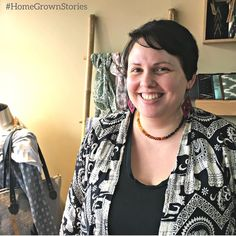 #HomeGrownStories  Lindsay Woodruff is a Tipp City graduate and world traveler. In November 2015 she opened a fair trade  store called Pachamama Market in downtown Troy. The store features colorful clothing jewelry  accessories and gifts that are all fair trade handmade and eco-friendly. Customers can find beautifully  handcrafted items for their home or gifts for friends and family and know that their purchase will help  alleviate global poverty and promote sustainability. Lindsay was…