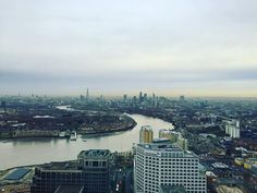 Beautiful view of London from @level39cw. Exciting day of @futurehome.no with @innovasjonnorge and FRAM Smart Cities! #london #innovation #futurehome #cityview #architecture #smartcity #cognicity #level39 #canarywharf #innovationhub by wenik