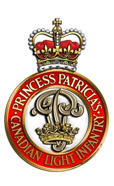 Princess Patricia's Canadian Light Infantry (PPCLI) My fathers unit wwII Military Units, Military Art, Military History, Military Service, I Am Canadian, Canadian History, Badges, Canadian Soldiers, Happy Canada Day