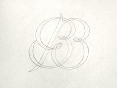 BB monogram (sketch)
