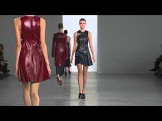 ▶ Calvin Klein | Spring Summer 2015 Full Fashion Show | Exclusive - YouTube