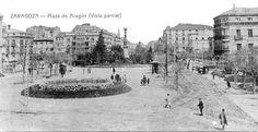 Plaza Aragón