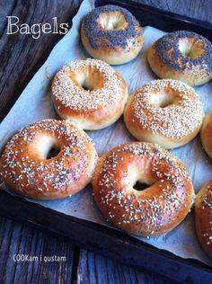 Bagels - COOKam i guštam | Večernjakova Blogosfera
