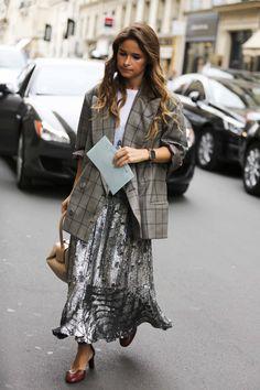 Mira Duma at Paris Couture Week #Paris #Couture