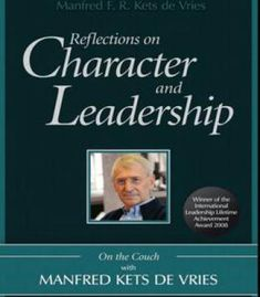Reflections On R: On The Couch With Manfred Kets De Vries PDF